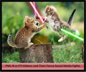 PTI vs PMLN